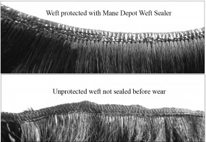Best Hair Weft Sealer
