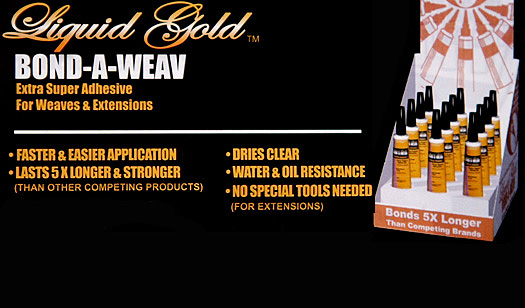 Liquid Gold Bond-A-Weav