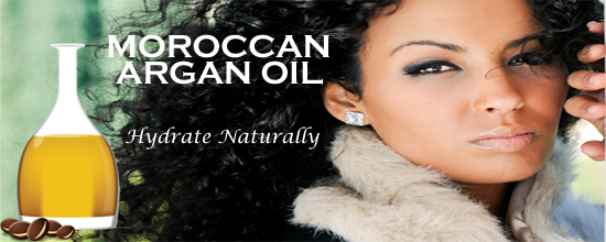 Moroccan Argan Oil for hair and skin hydration