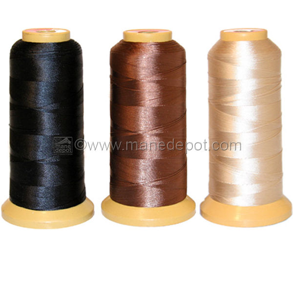 Best nylon hair extension weaving weave thread manedepot aa nylon weave thread pmusecretfo Gallery