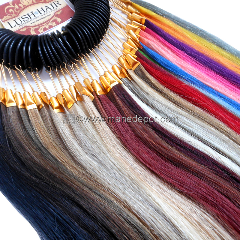 Pretipped Bonded I Tip U Tip Remy Hair Extensions Manedepot