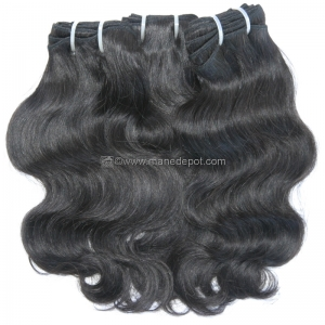 Malaysian Remy Salon Relaxed Gentle Wave