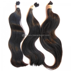 "Belorio Virgin South American Hair Ponytails 14"" #P1"