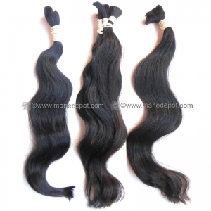 "Belorio Virgin South American Hair Ponytails 16"" #P10"