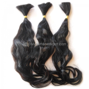 "Belorio Virgin South American Hair Ponytails 22"" #P28"