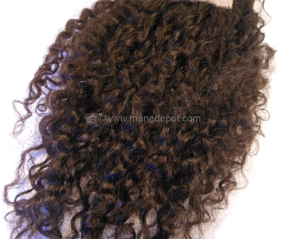 Malaysian Remy Curly Hair Silk Base Closure