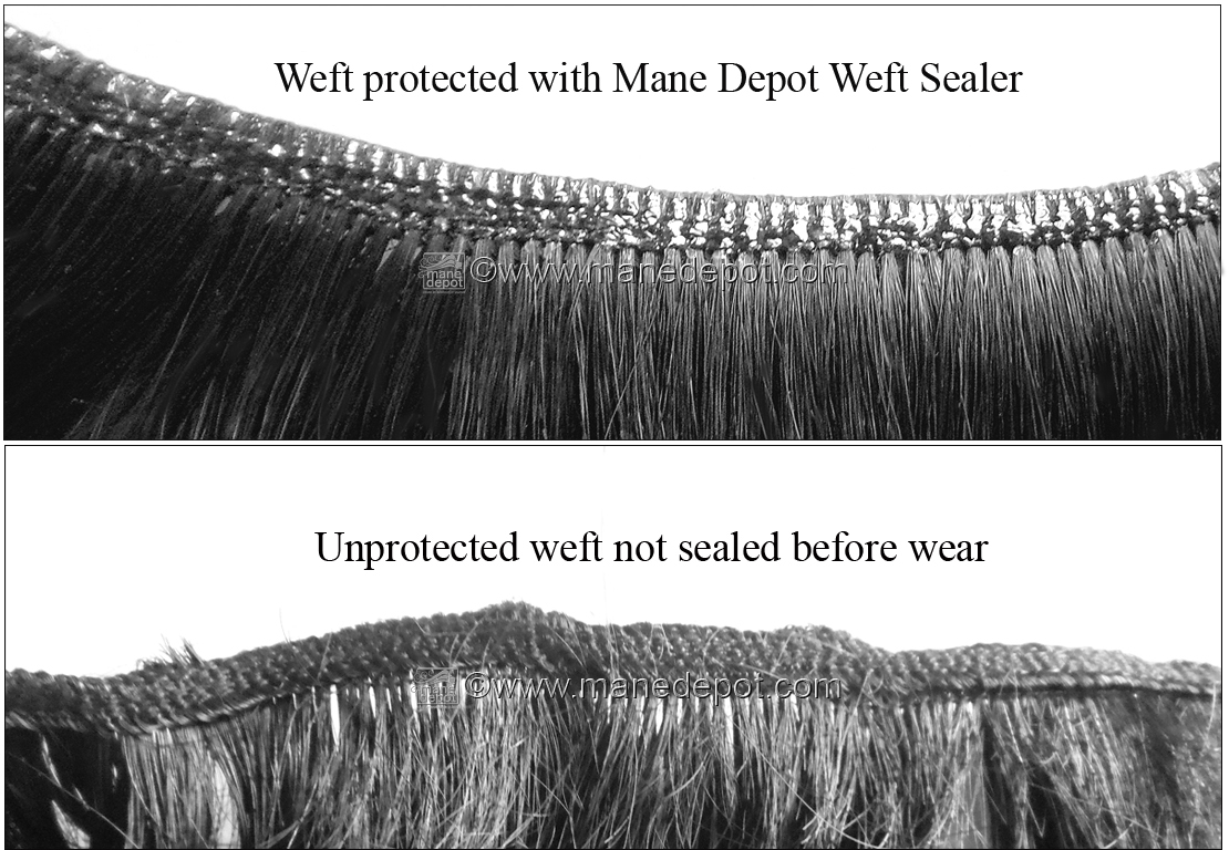 Weft Sealant For Hair Weave 34