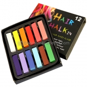 Hair Chalk 12 Piece Set