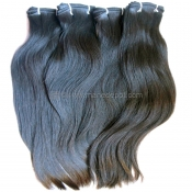 Virgin Malaysian Remy Natural Straight/Body Premium Weft