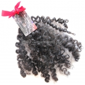 "Belorio Virgin South American Hair Ponytail Molado 24"" #P42"