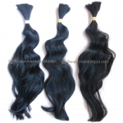 "Belorio Virgin South American Hair Ponytails 18"" #P14"