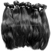 "Virgin Vietnamese Remy Machine Weft 24""-28"""