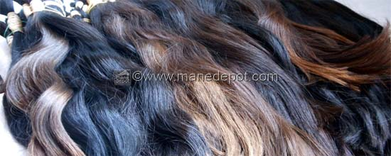 Wholesale ponytails Belorio virgin south american hair