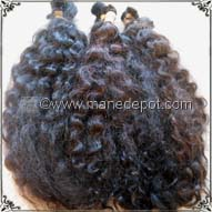 Virgin Brazilian Curly South American Hair