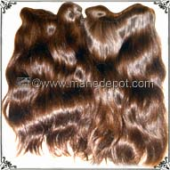 Smooth Silky Virgin Brazilian South American Hair