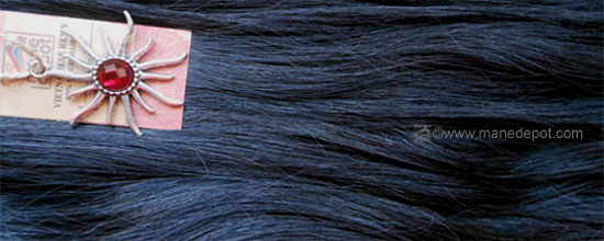 Virgin unprocessed Vietnamese hair in bulk and machine wefts